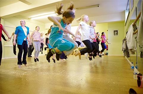 Hello dance world!